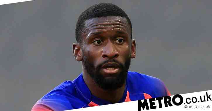 Chelsea defender Antonio Rudiger confirms he's made U-turn on his future