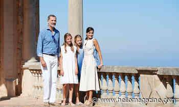 King Felipe of Spain begins quarantine for COVID-19