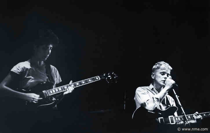 Watch never-seen-before footage of New Order playing 'Temptation' in 1984