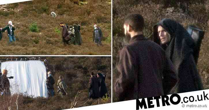 The Witcher season 2: Henry Cavill back on set as Geralt in Surrey after returning to studio for lockdown