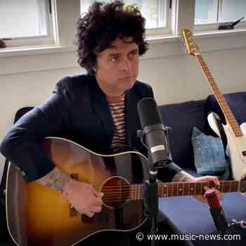 Billie Joe Armstrong: Green Day have 'a lot of options' with releasing new music