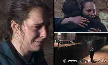 A broken and distraught Molly Taylor decides to quit SAS Australia after making it the finale