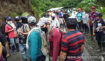 Suspenden de manera temporal labores de barequeros en Maripí, Boyacá - W Radio