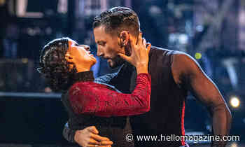 Strictly's Giovanni Pernice 'reacts to Ranvir Singh dating rumours'