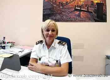 Giulia Bassi alla guida della polizia locale di Tarquinia - Tuscia Web