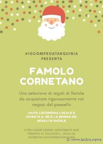Famolo Cornetano! A Tarquinia arriva il volantino di Natale - lextra.news