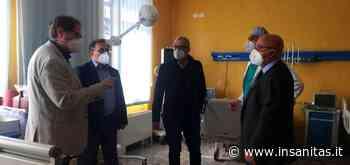 Ospedale di Taormina, posti letto di terapia intensiva per il Coronavirus - InSanitas.it
