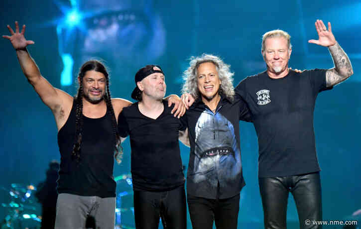 "Lars Ulrich says Metallica are a month into ""pretty serious writing"" for new album"