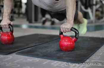 Fitness-Training im Lockdown: Kurse im Parkplatz-Käfig in Aschaffenburg - inFranken.de