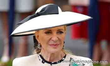 Spokesman gives update on Princess Michael of Kent's health after coronavirus diagnosis