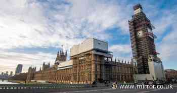 MPs' pay rise 'set to be ditched' after outcry as millions face Covid pay freeze