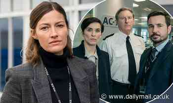Kelly Macdonald features in stills from Line Of Duty as filming officially wraps