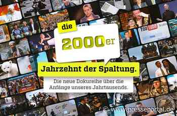 """Die 2000er: """"ZDFinfo""""-Reihe über das Jahrzehnt der Spaltung"""