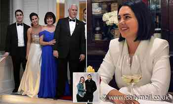 Devout Christian Mike Pence's daughter married in a 'self-uniting style ceremony'