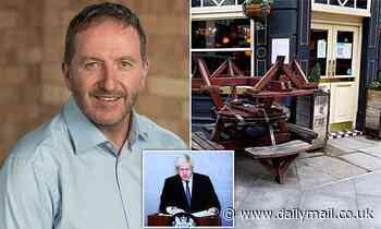 Hospitality bosses accuse Boris Johnson of 'unfairly targeting' Britain's pubs