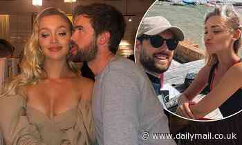 Jack Whitehall moved in with girlfriend Roxy Horner after just TWO WEEKS