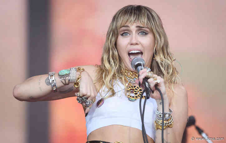 Miley Cyrus says she sobered up to avoid joining the 27 Club