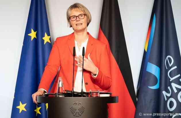 Karliczek: Deutschland muss Antreiber und Technologieführer für grüne Innovationen werden