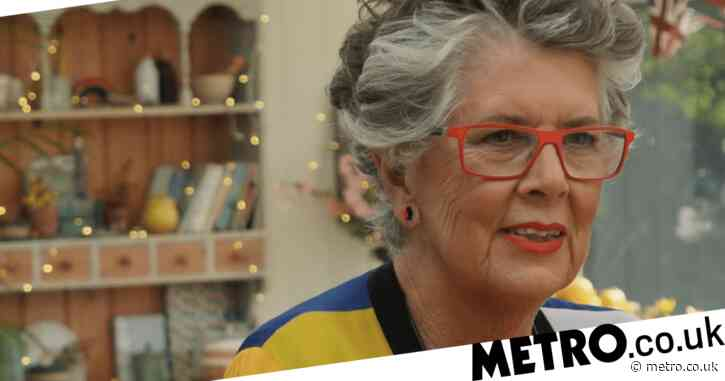 Great British Bake Off 2020: Official account pokes fun at Prue Leith previously leaking winner