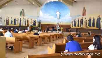 Llama obispo a reconocer a Cristo Rey en su día - Periódico Zócalo