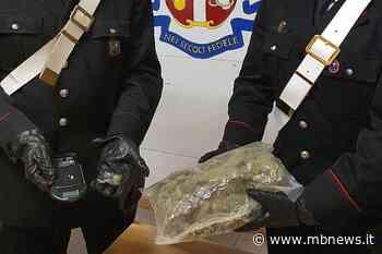 Bovisio Masciago, 22enne nascondeva oltre mezzo chilo di droga nello zaino: arrestato - MBnews