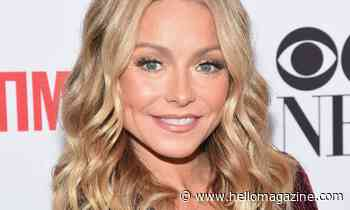 Kelly Ripa stuns in stylish bikini in gorgeous beach photo with Mark Consuelos