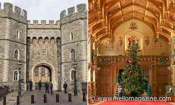 The Queen's second home Windsor Castle suffers Christmas setback