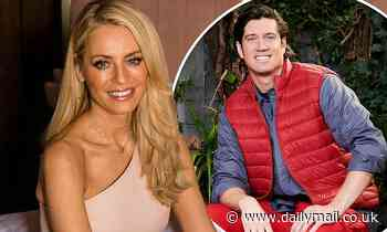 Strictly's Tess Daly uses her I'm A Celebrity votes for husband Vernon Kay to do a Bushtucker Trial