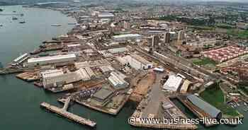 Strike threat at Devonport dockyard could hamper Royal Navy shipping - Business Live