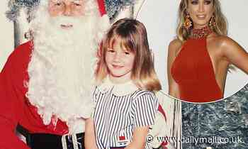Delta Goodrem shares adorable throwback childhood photo as she announces Christmas TV special