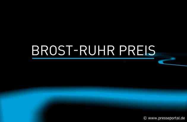 Starkes Signal fürs Ruhrgebiet / Brost-Stiftung ehrt Menschen, die in der Region etwas bewegen - obwohl sie hier nicht zu Hause sind
