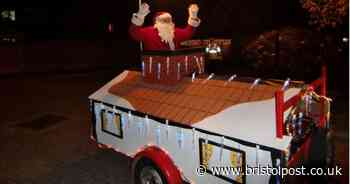 How Santa will still be touring our streets this Christmas