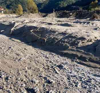 Ventimiglia: la città di confine e parte della Costa Azzurra rischiano di rimanere senz'acqua, Roya colpito da un danno epocale (Foto) - ImperiaNews.it