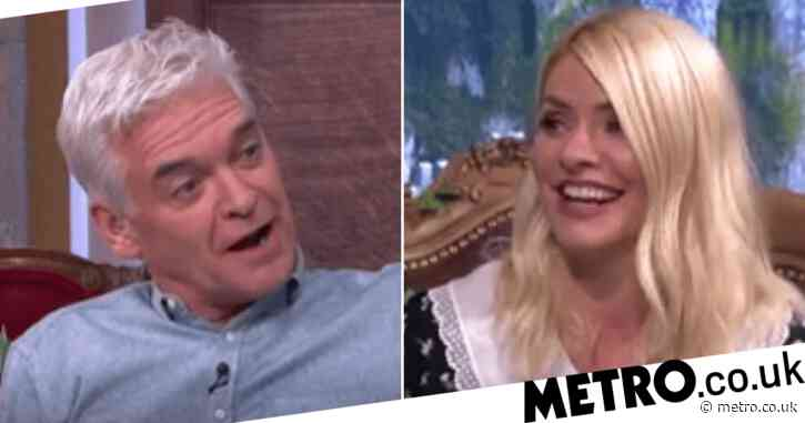 Phillip Schofield blames Holly Willoughby for making I'm A Celebrity trials easier