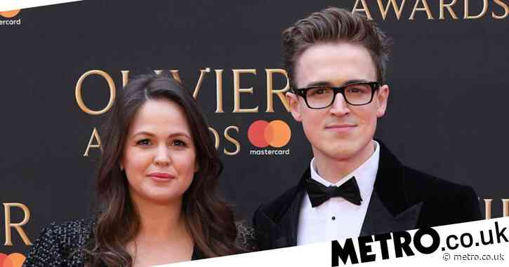 I'm A Celebrity 2020: Tom Fletcher hilariously mocks tension between Giovanna Fletcher and Vernon Kay
