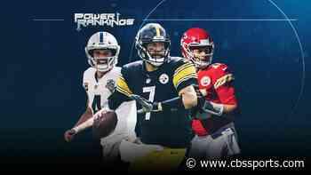 NFL Week 12 Power Rankings: Struggling Ravens plummet, Colts soar to No. 4, top three unchanged