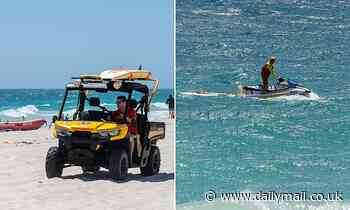 Perth teenage boy, 16, presumed dead after disappearing into the water at Scarborough Beach