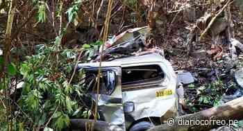 Vehículo cae a barranco dejando seis fallecidos en Cusco (FOTOS) - Diario Correo