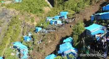 Carabaya: Minero muere al caer a un barranco en mina Mucumayo - Diario Correo