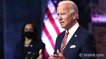 2 in 3 say coronavirus relief should be Biden's top priority in first 100 days: poll