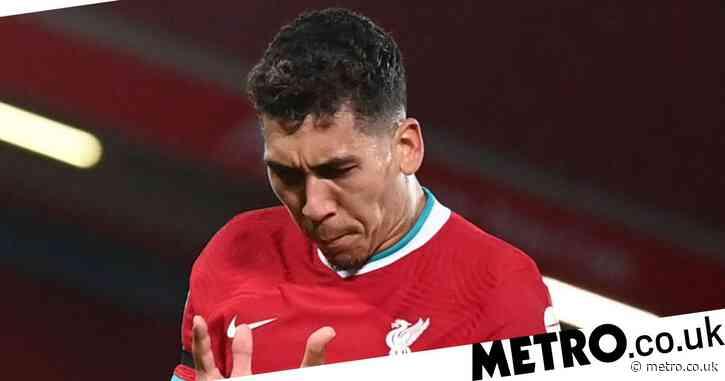 Jurgen Klopp launches fresh defence of Liverpool striker Roberto Firmino