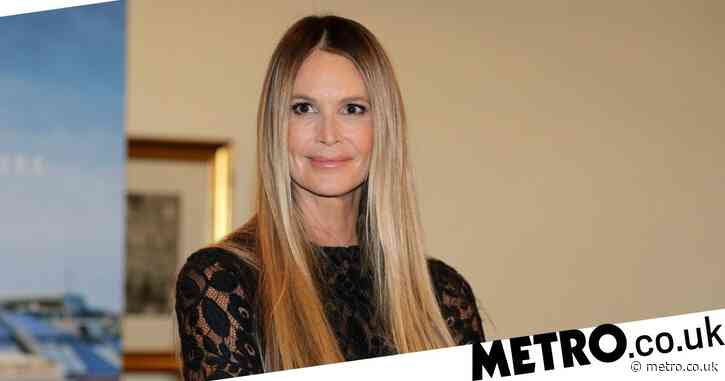 Elle Macpherson accused of promoting 'anti-vax' campaign