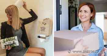 ADVERTORIAL: Genius idea to guarantee you NEVER run out of loo roll ever again