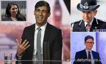 Rishi Sunak pledges millions to UK anti-terrorism HQ in London