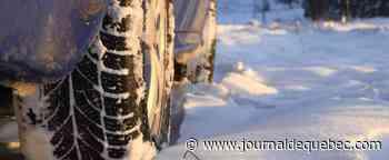 Pneus d'hiver: une semaine avant la date limite
