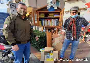 Loano, una piccola biblioteca pubblica targata Krav Maga Parabellum - SavonaNews.it