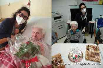 Compleanno centenario alla residenza protetta Ramella di Loano - AlbengaCorsara News