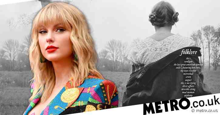 Taylor Swift announces surprise concert film for album folklore and fans are freaking out