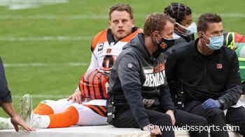 Joe Burrow injury: Why silver lining of Bengals' dark cloud is perfect for 2021 NFL Draft