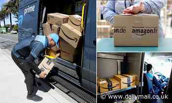 Amazon urges shoppers to pick up packages at its brick and mortar stores